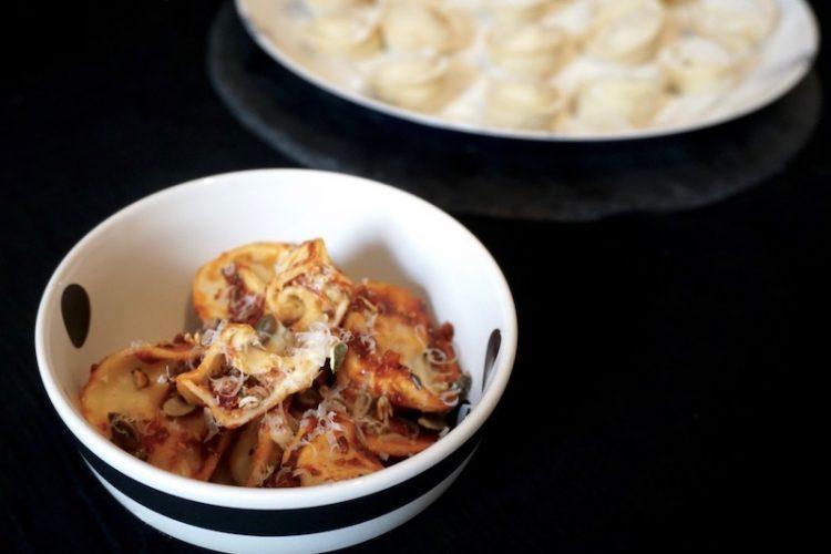 Foodistini Tortellini Ravioli Rezept