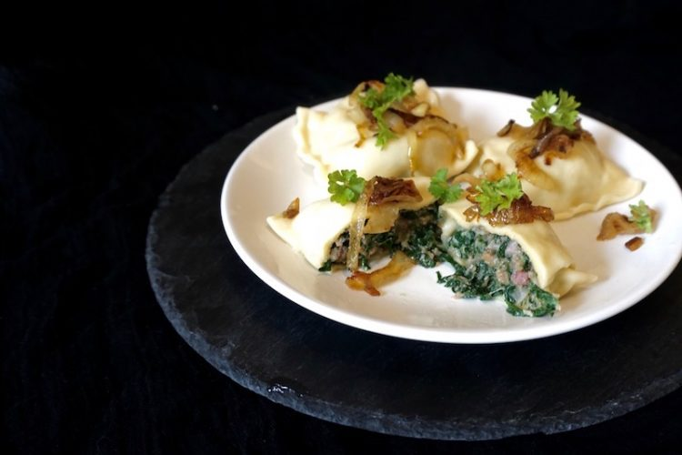 Foodistini schwäbische Maultaschen Rezept