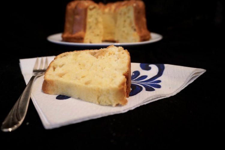 Foodistini Rezept für Rum-Apfel-Eierkuchen