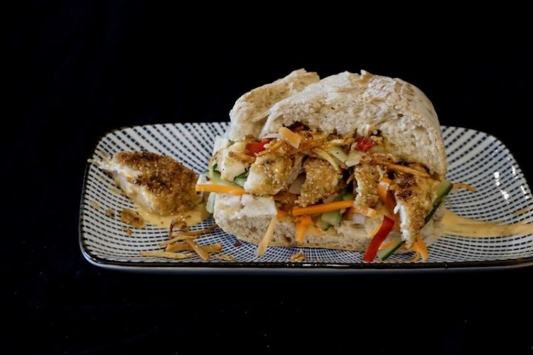 Foodistini Rezept mit Hafer Hähnchen Banh Mih