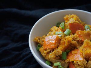 Foodistini Rezept Kürbis-Couscous
