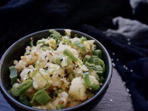Foodistini Rezept Gebratener Reis