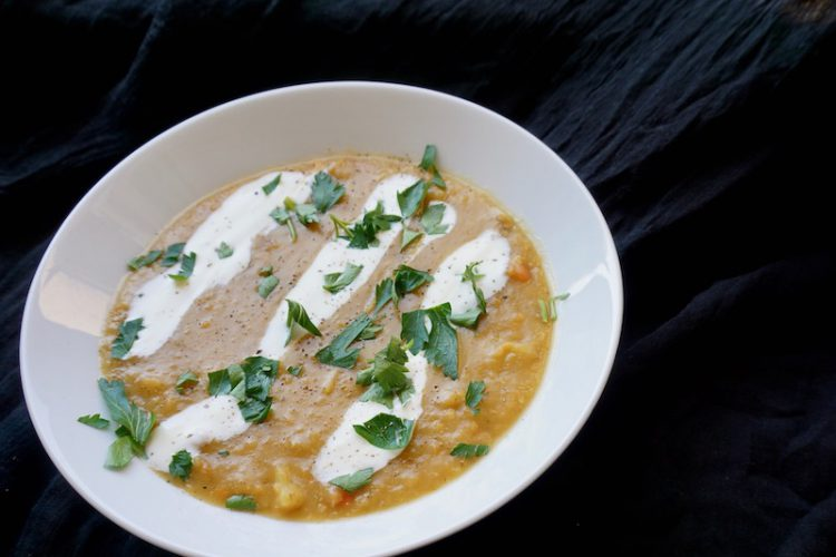 Foodistini Rezept Linsensuppe