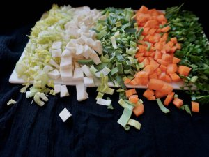 Foodistini Rezept Suppengemüse