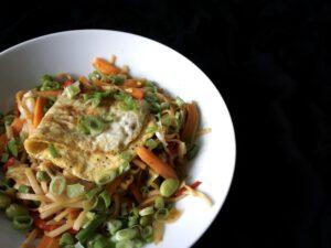 Foodistini Rezept für Take Out Style Udon Nudeln