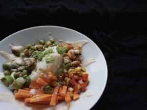 Foodistini Rezept Reis Bowl Donburi