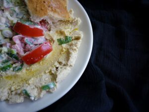 Foodistini Rezept für Hummus