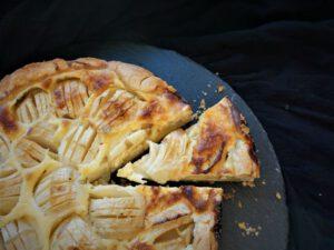 Foodistini Rezept für Elsässer Apfelkuchen